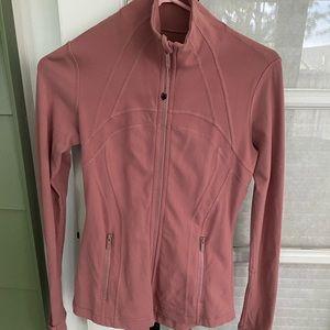 Lululemon pink define jacket
